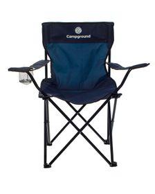 Campground Big Adventure Folding Chair - Blue