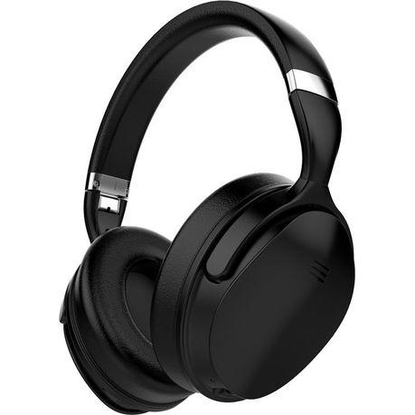 d603732b6bd VolkanoX Silenco Series Bluetooth Headphones - Black | Buy Online in ...