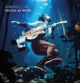 Jeremy Loops - Critical As Water (CD)