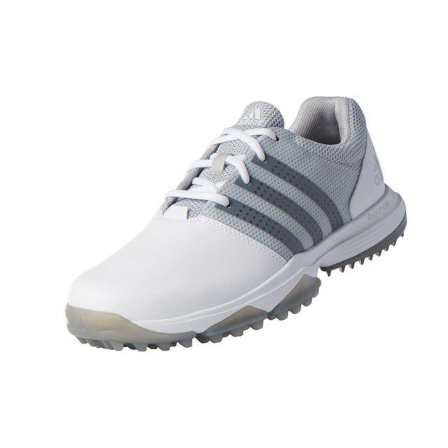 Adidas hombre 's 360 Traxion zapatos de golf blanco buy online in South