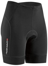 Louis Garneau Women's Signature Optimum Shorts - Black