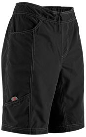 Louis Garneau Women's Cyclo 2 MTB Cycling Shorts - Black