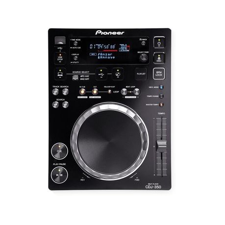 Pioneer CDJ-350-S DJ Deck Download Driver
