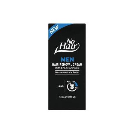 No Hair Men Hair Removal Cream 50ml Buy Online In South Africa