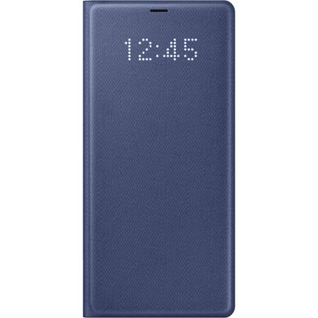 buy popular 05cde a6634 Samsung Led View Cover For Galaxy S9 Plus - Blue