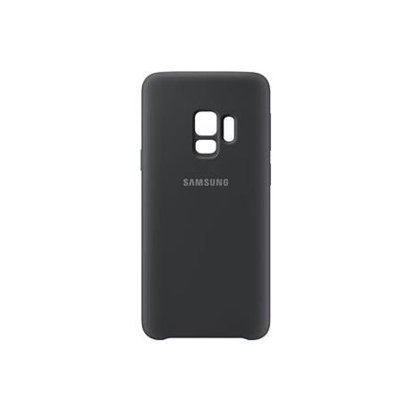 factory price d3a0e 97022 Samsung Silicone Cover For Galaxy S9 - Black