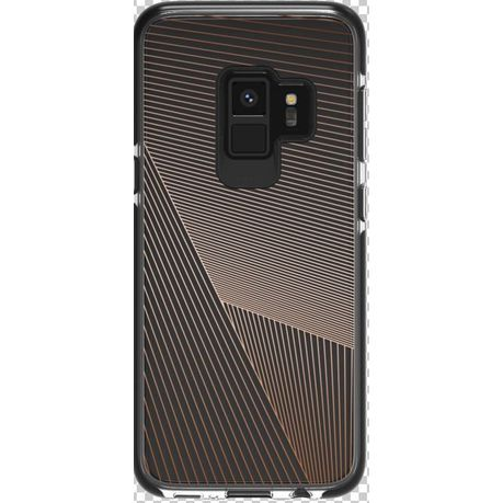 the latest 9916c d9451 GEAR4 Victoria Case-D3O Impact Protection-Samsung S9-Clear Copper Mandala
