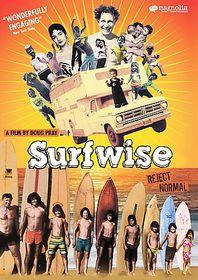 Surfwise:Amazing True Odyssey of the - (Region 1 Import DVD)
