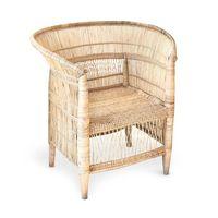 Traditional Malawi Cane Chair