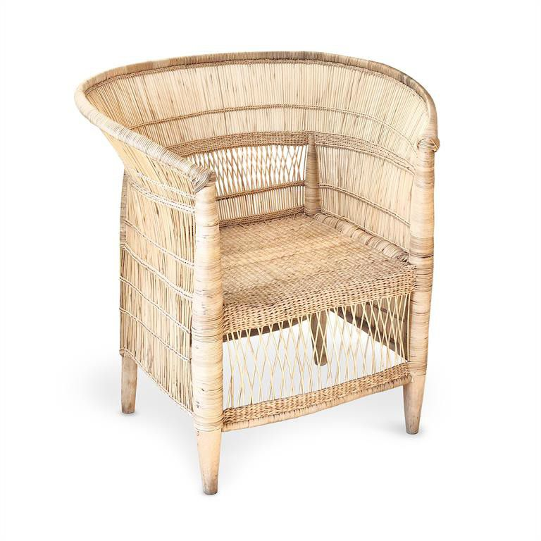 traditional malawi cane chair buy online in south africa