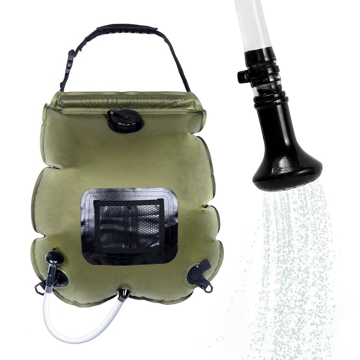 Everspray Portable Solar Outdoor Shower - 20l | Buy Online in South ...