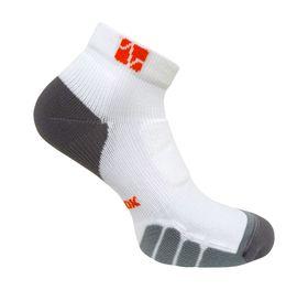 Vitalsox Ladies Running - PED White (Size: 8.5 - 10.5)