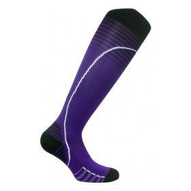 Vitalsox Ladies Socks - Purple (Size: 3 - 5)