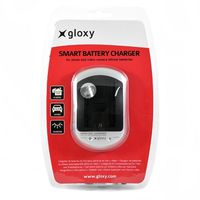 Gloxy MH-25 Charger for Nikon EN-EL15 DSLR Batteries