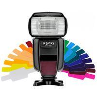 Gloxy GX-F1000 iTTL Master & Slave Speedlite for Nikon