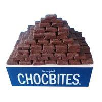 Chocolate 3.8kg Choc Bites - Caramel Flavor