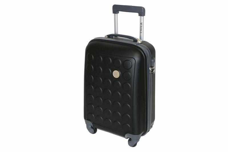 Tosca Sphere 55cm Trolley Case - Black
