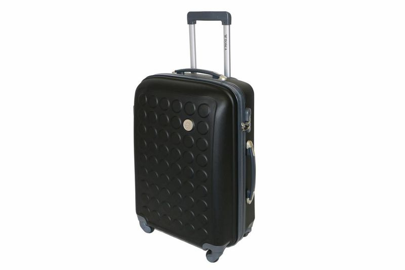 Tosca Sphere 65cm Trolley Case - Black