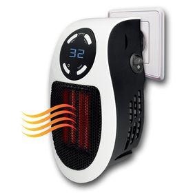 Milex - Nanotec Wall Plug Heater - Black