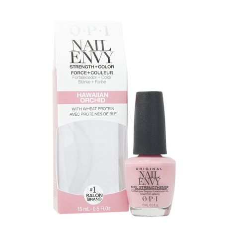 OPI Nail Envy Nail Strenghtener - Hawaiian Orchid (Parallel Import ...