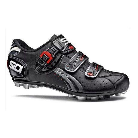 cddfd1662a5 Sidi Men s Dominator 5-Pro Mountain Bike Shoes - Black