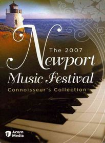 2007 Newport Music Festival Connoisse - (Region 1 Import DVD)