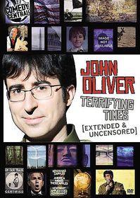 John Oliver:Terrifying Times - (Region 1 Import DVD)