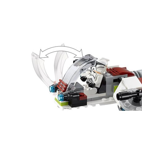 LEGO StarWars TM Jedi & Clone Troopers Battle 75206 | Buy Online in