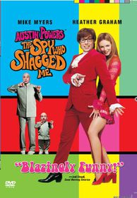 Austin Powers: The Spy Who Shagged Me (1999) (DVD)