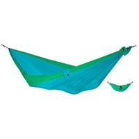 Ticket To The Moon King Hammock - Turquoise & Emerald