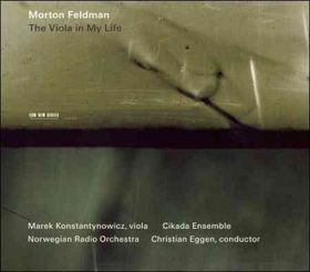 Feldman Morton - The Viola In My Life (CD)