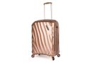 Paklite Wave 24 Inch Spinner Hardcase - Dust Gold