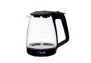 NUO - 1.7 Litre Morning Burst Glass Kettle