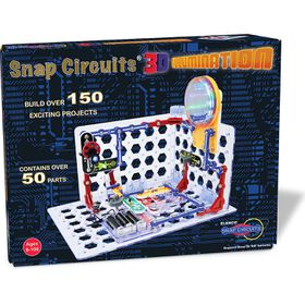 Elenco Snap Circuits 3d Illumination | Buy Online in South Africa ...