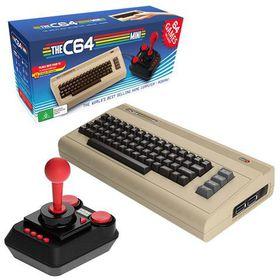 The C64 Mini Console (Retro Console)