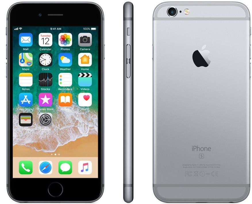 create space on iphone apple iphone 6s 32gb space grey cpo buy in 13912