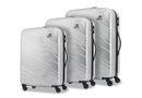 Kamiliant Kanyon 3 Piece Set TSA - Silver