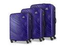 Kamiliant Kanyon 3 Piece Set TSA - Royal Blue