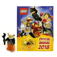 LEGO Official Annual 2018 Book