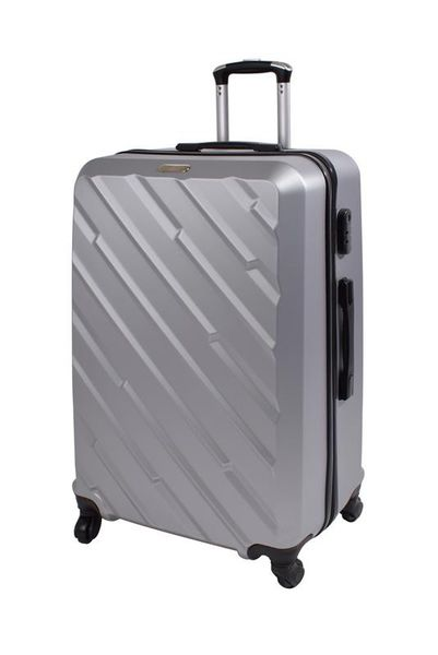 Marco Excursion Luggage Bag 65cm - Silver