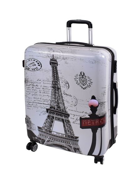 Marco Fashion Luggage Bag Paris - 24 inch