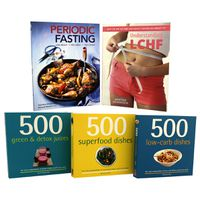 Healthy Living 5 Book Collection