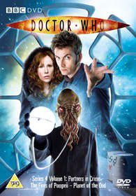 Dr Who Series 4 Volume 1 (Tennant) - (Import DVD)