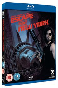 Escape from New York (Special Edition) - (Import Blu-ray Disc)