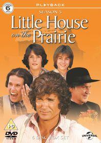 Little House on the Prairie Series 5 - (Import DVD)