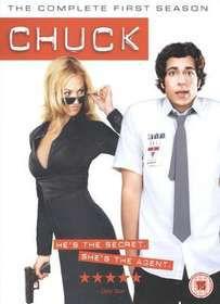Chuck Season 1 (DVD)