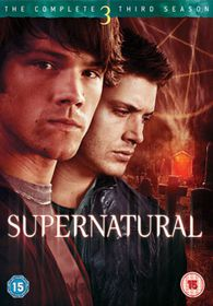 Supernatural - Complete Series 3 (DVD)