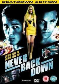 Never Back Down (DVD)