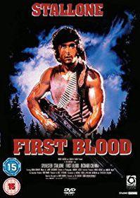 First Blood (DVD)