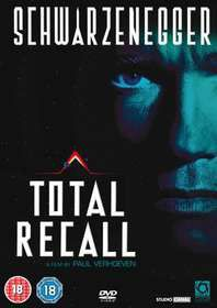 Total Recall (1990) (DVD)